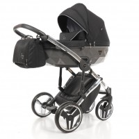Junama Diamond Special Collection 3 в 1 (с креслом Cybex Aton Basic)