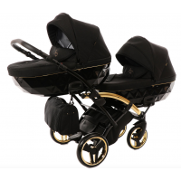 Junama Diamond Duo Slim 3 в 1 (с креслом Cybex Aton Basic)