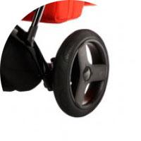 """Система крепления сидений """"MAX-CLICK""""Гелиевые низкопрофильные колеса (10 и 12 дюймов)"""